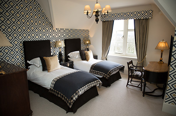 Bristowe Hill, Keswick - Twin Bedroom