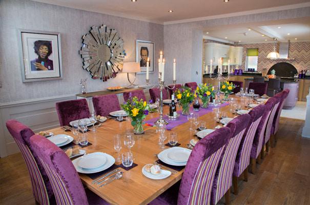 Derwentwater House - Dining