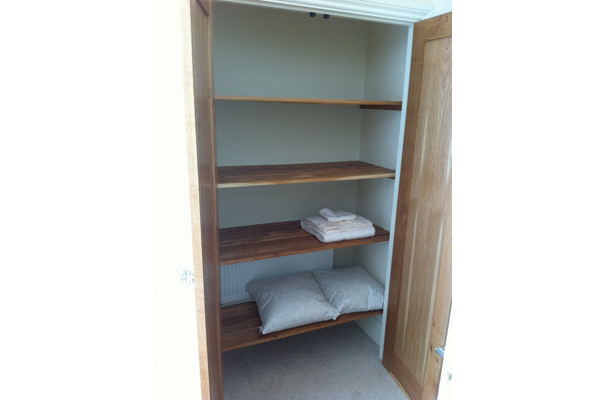 Private House, Windermere - Storage