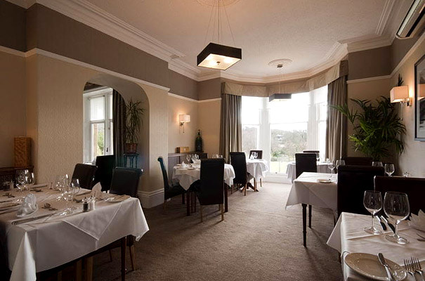 Highfield Hotel - Dining Room