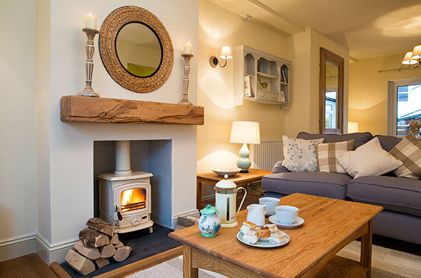 Plum Tree Cottage, Keswick - Living Area