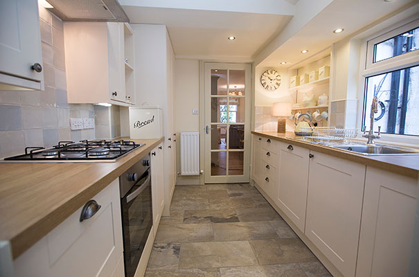 Plum Tree Cottage, Keswick - Kitchen