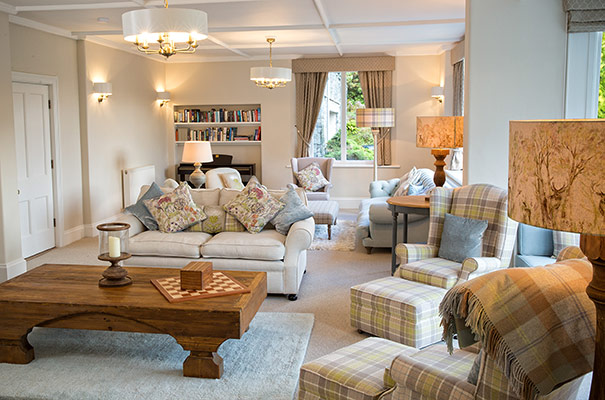 Private Home, Borrowdale - Living Room