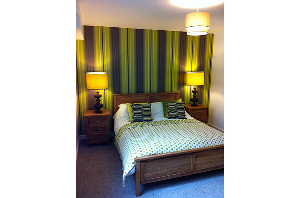 Riverside Place, Kendal - Bedroom