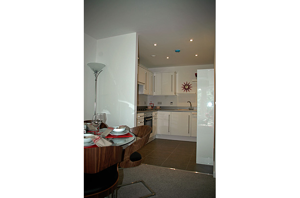 Riverside Place, Kendal - Kitchen