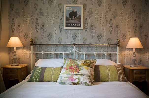 Holiday Cottage, Keswick – Bedroom