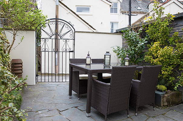 Holiday Cottage, Keswick – Garden / patio