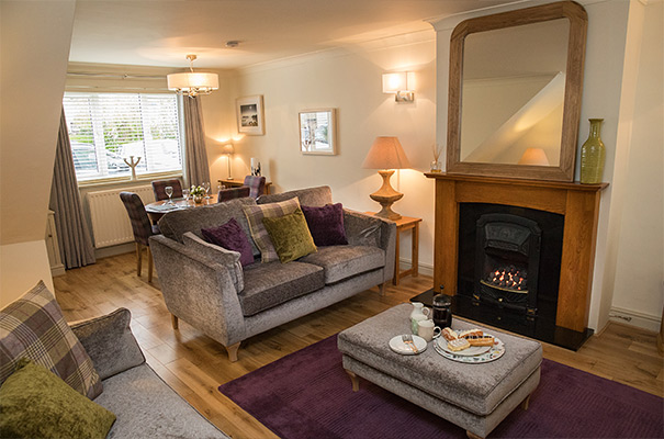 Holiday Cottage, Keswick – Lounge