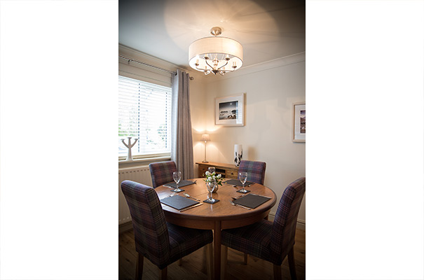 Holiday Cottage, Keswick – Dining area