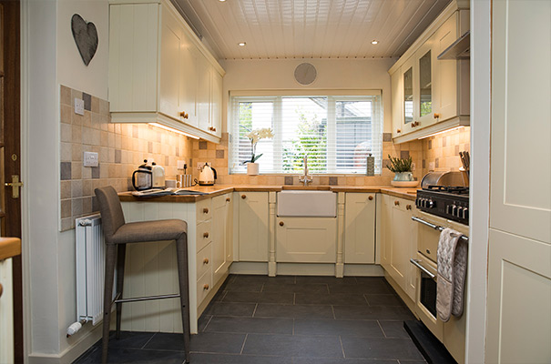 Holiday Cottage, Keswick – Kitchen