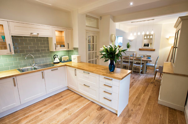 Private Home, St Bees - Kitchen