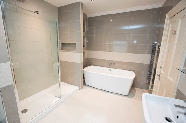 Private Home, St Bees - Bathroom