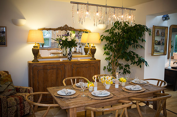 The Headlands, Keswick - Open plan dining